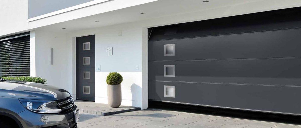 hormann drzwi garażowe segmentowe