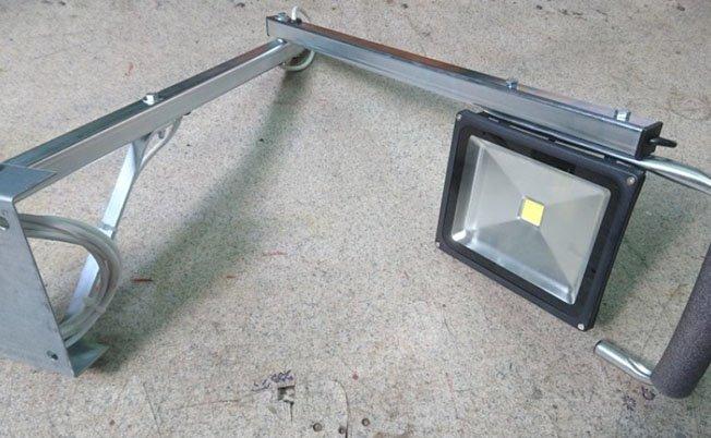sprzedaż lamp dokowych LED Poznań