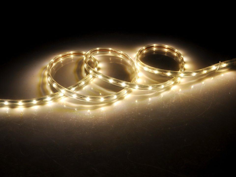 lampy led kablowe