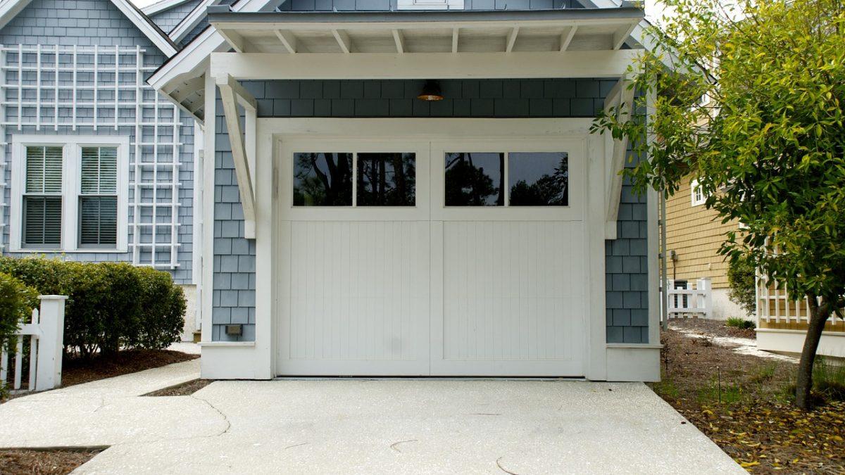 brama garażowa do domu